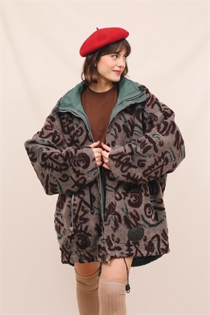 Org. Ellese Double Sided Coat